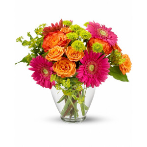 Rainbow Blooms Bouquet