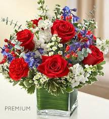 Westchester flower shop blog the holiday wasnt called independence day until 1791 and the first official july 4th white house celebration didnt take place until 1801 mightylinksfo